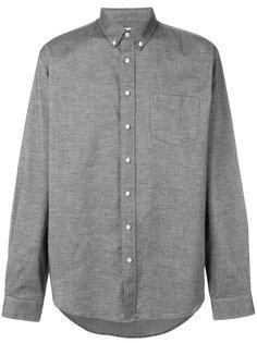 твиловая рубашка Leisure Schnaydermans Schnaydermans
