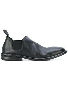 ботинки с эластичными вставками Marsèll