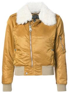 укороченная куртка Rag & Bone