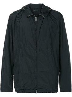 куртка на молнии с капюшоном  Jil Sander