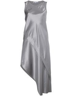 асимметричное платье Helmut Lang