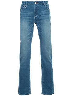 джинсы кроя слим Guild Prime