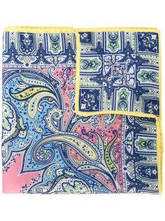шейный платок с принтом пейсли Etro