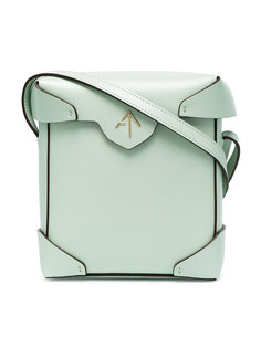 сумка Mini Pristine Manu Atelier