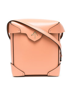 сумка через плечо Tan Mini Manu Atelier