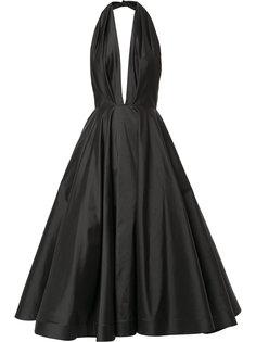 платье с пышной юбкой миди Romona Keveza