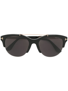 bold cat-eye sunglasses Tom Ford Eyewear