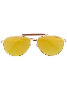 sunset aviator sunglasses Tom Ford Eyewear