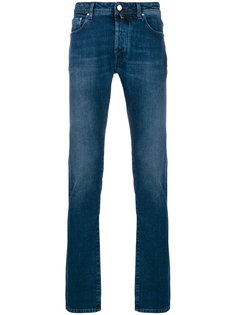 джинсы средней посадки Jacob Cohen