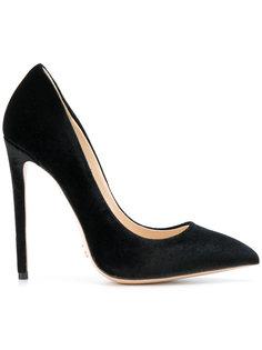 туфли-лодочки с заостренным носком Gianni Renzi