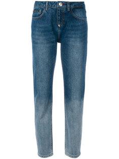 контрастные джинсы Philipp Plein