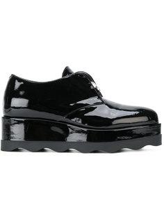 декорированные ботинки на платформе Albano