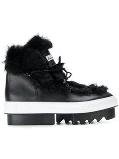 ботинки на платформе Albano
