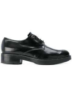 туфли на шнуровке Tosca Blu