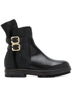 ботинки с ремешками Agl