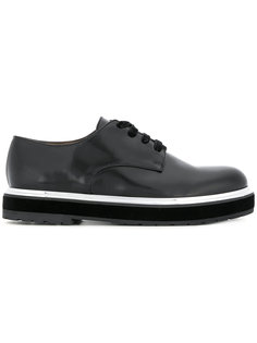 декорированные туфли на шнуровке Agl