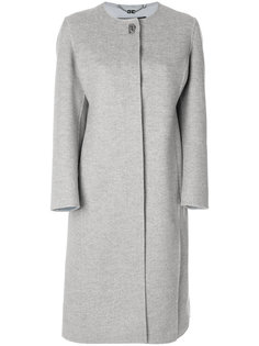 фетровое пальто Salvatore Ferragamo
