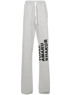 спортивные брюки Tupac The Incorporated