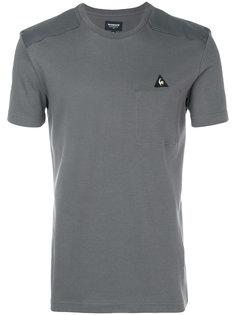 футболка с нагрудным карманом Le Coq Sportif