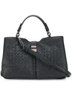 плетеная сумка Napoli Bottega Veneta