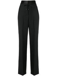 костюмные брюки с завышенной талией Bottega Veneta