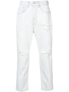 джинсы прямого кроя Cortez  Stampd