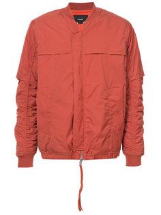 куртка-бомбер Heston  Stampd