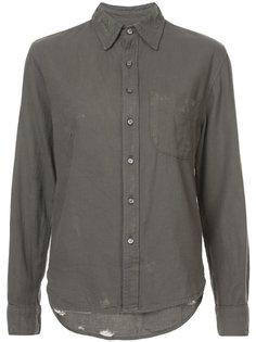 distressed shirt NSF