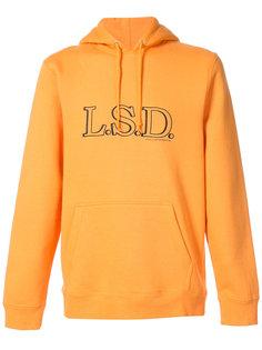 long sleeved hoodie Stussy
