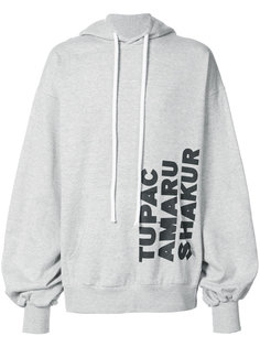 Tupac Type hoodie The Incorporated