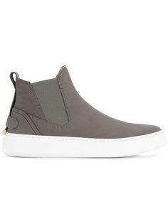нубуковые ботинки Soho Buscemi