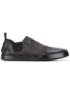 contrast toe loafers Marsèll