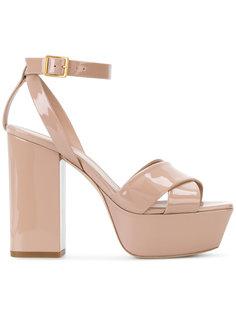 сандалии Farrah 80 Saint Laurent