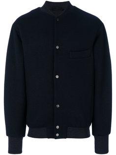 куртка-бомбер на пуговицах Lemaire