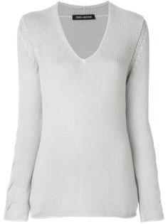 свитер с V-образным вырезом Iris Von Arnim