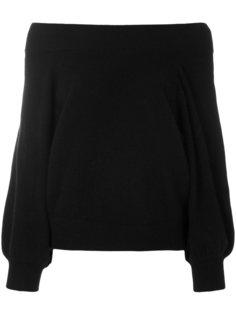 свитер с открытыми плечами Rta