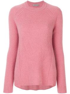 расклешенный свитер с круглым вырезом Sportmax