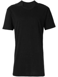 футболка с принтом 11 By Boris Bidjan Saberi