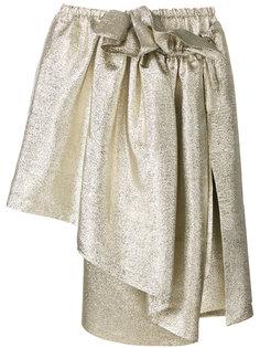 юбка асимметричного кроя Stella McCartney