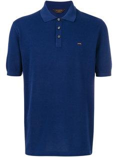 рубашка-поло с короткими рукавами Z Zegna