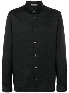 рубашка в горизонтальную полоску Bottega Veneta