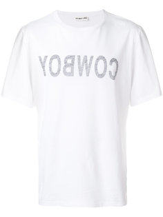 футболка Cowboy Helmut Lang