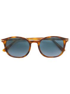солнцезащитные очки с черепаховым узором  Persol