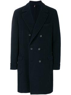 двубортное пальто Biagio Santaniello