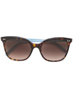 большие солнцезащитные очки кошачий глаз Tiffany & Co.