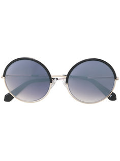 круглые солнцезащитные очки  Balmain