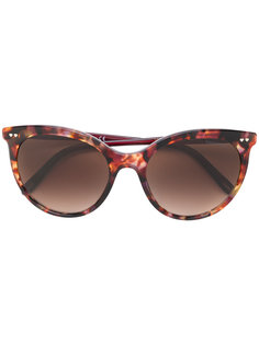 очки кошачий глаз с узором  Tiffany & Co.