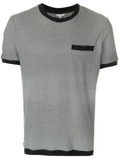 футболка в полоску Orlebar Brown