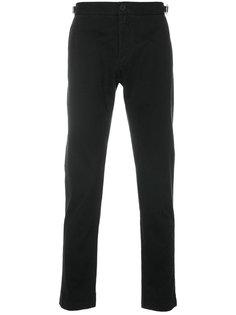 брюки чинос в стиле casual Love Moschino
