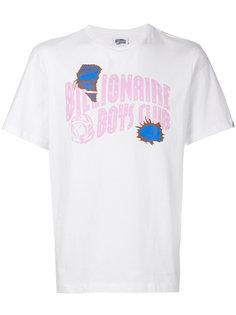 logo printed T-shirt Billionaire Boys Club